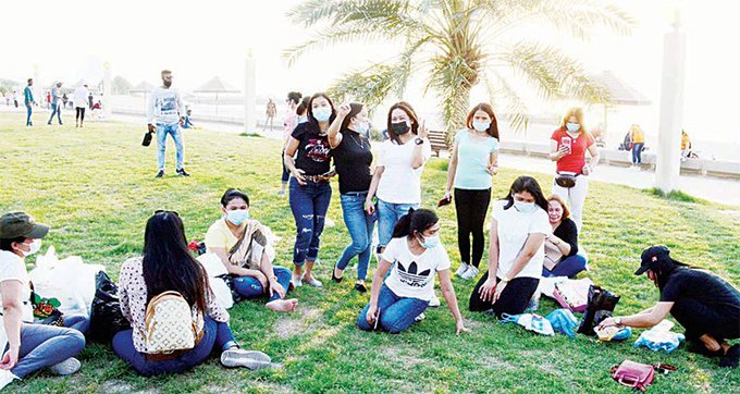 Kuwait's efforts in making its citizens and expats 'happy' win praise