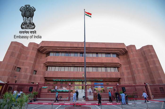 Kuwait Indian Embassy MADAD