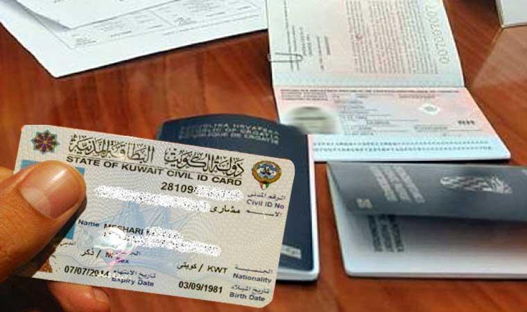 Kuwait Residence Renewal